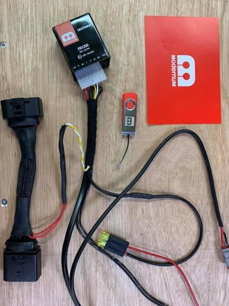 Bilde av Digital Lightning 1200 Komplett kontakt VAG etc 14pin 1/2