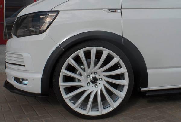 Bilde av Skjermbuer i ABS plast VW T6 2015-  En skyvedør høyre side og ko