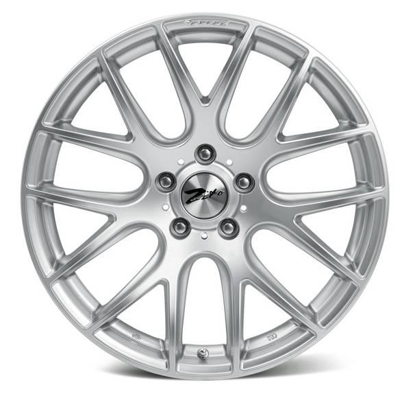 Bilde av Zito WP111 Hyper sølv 9.5x20 m/275.35  Hjul pakke sommer VW T5 T