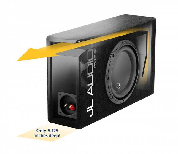 Bilde av JL Audio - CP108LG-W3v3 basskasse