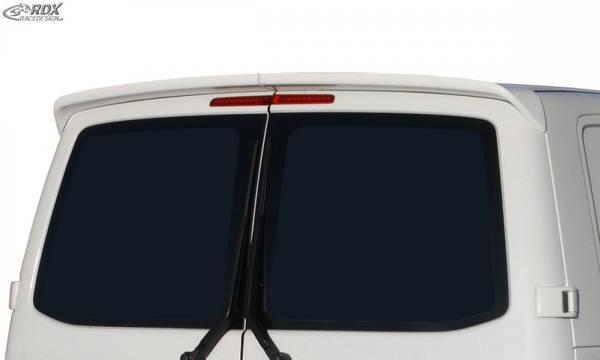 Bilde av RDX Bak spoiler for VW T5 med Dører bak 03-15