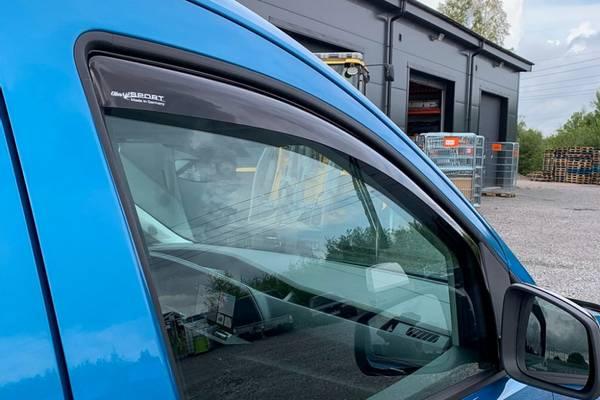 Bilde av Vindaviser sideruter VW caddy 2021-