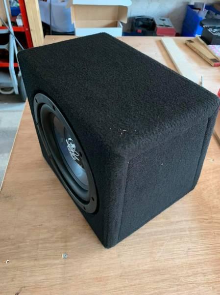 Bilde av C88 Fit-Box subwoofer kabinett m/ 8