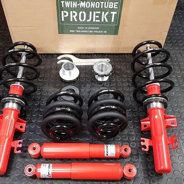 Bilde av Koni/Eibach justerbart Kit VW T5 VW T6  Sesitiv/Komfort