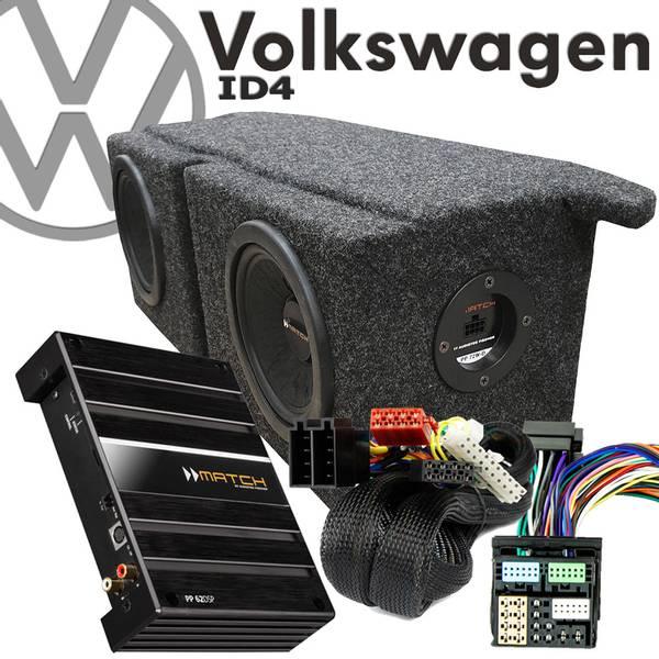 Bilde av Oppgraderingspakke Volkswagen ID.4